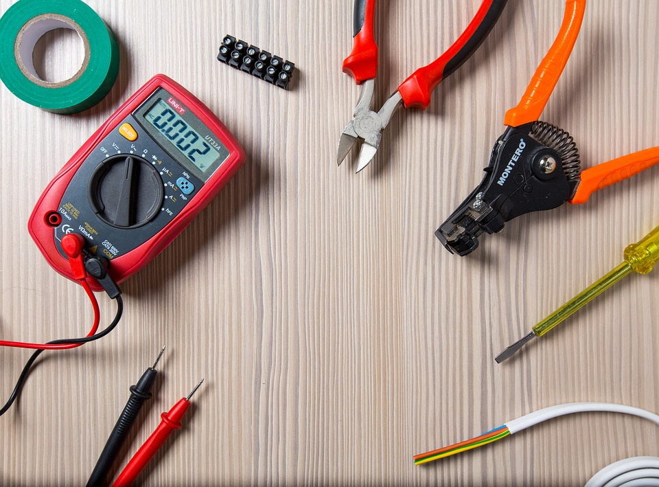 Most used electrical tools